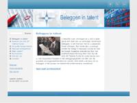 budget website beleggen in talent